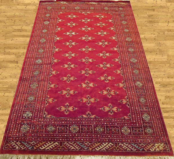 Bokhara 2 Ply Butterfly 4x6 Rug