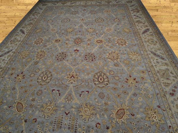 Chobi Ziegler Rugs Made With Vegetable And Natural Dyes