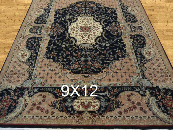 Exclusive Aubusson 9x12 Rug